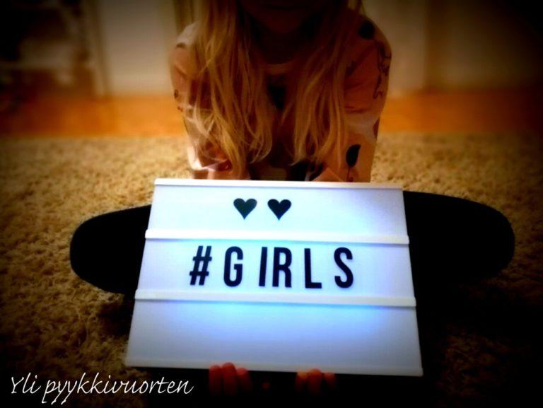 tyttöjen päivä