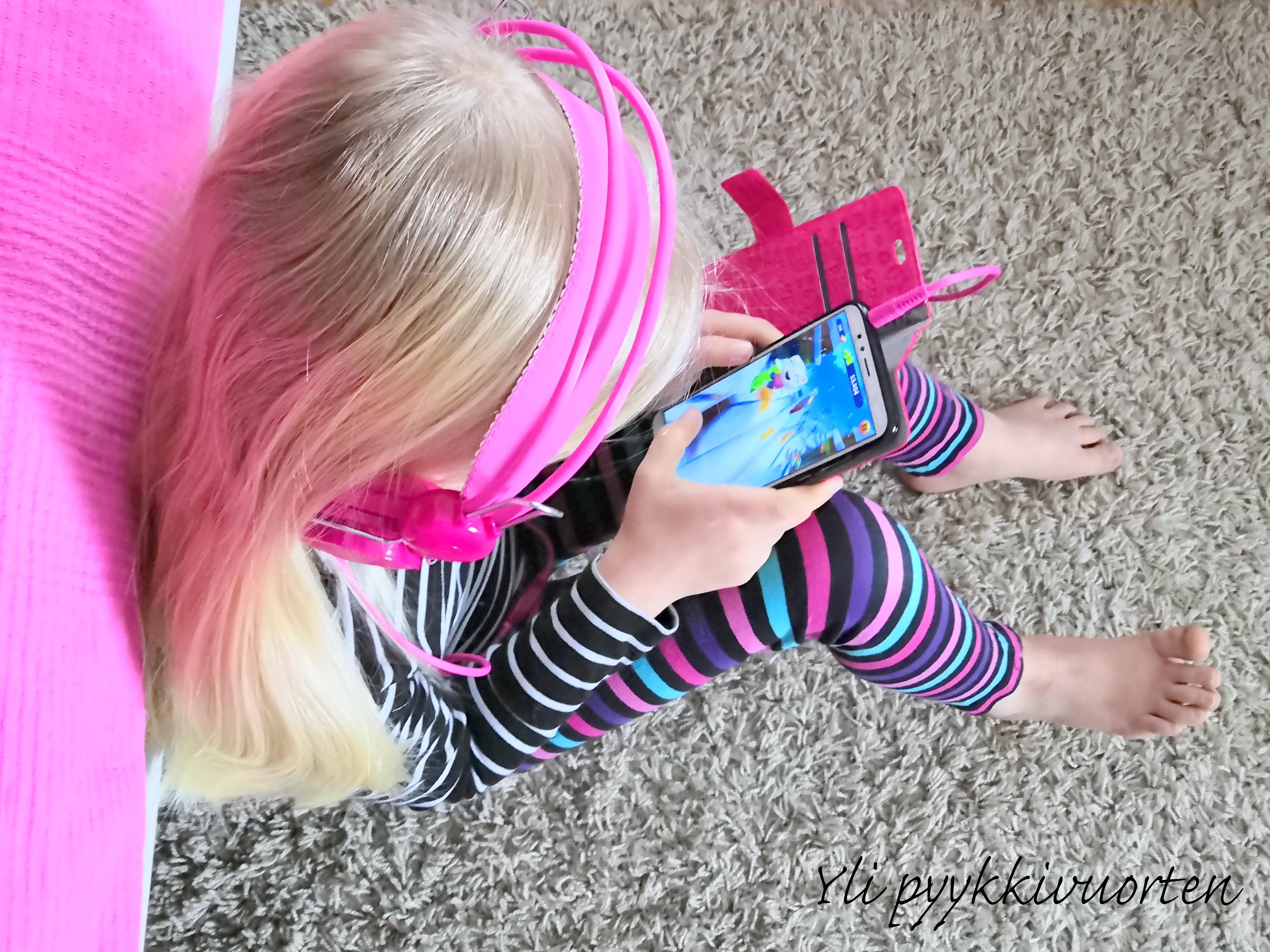 lapsen kännykkä