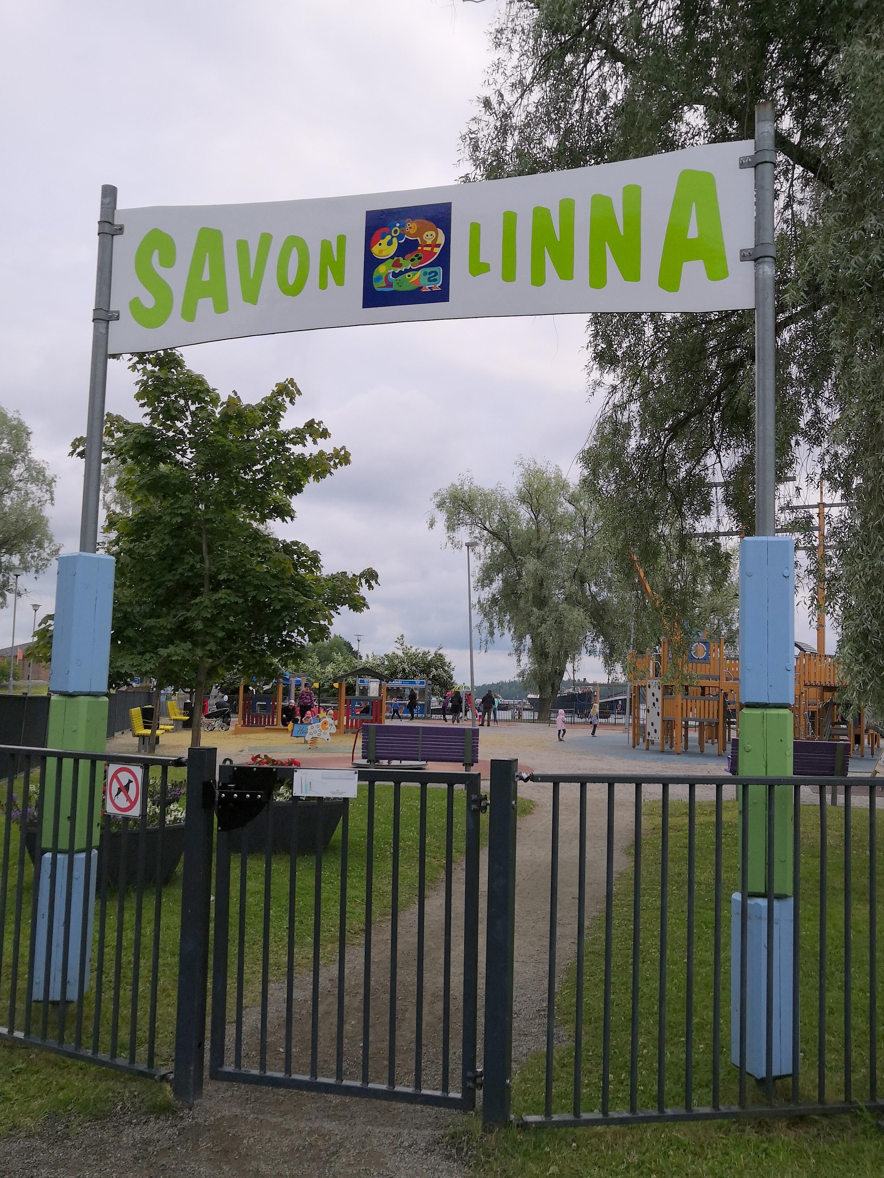 Pikkukakkosen puisto