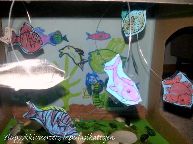 DIY akvaario