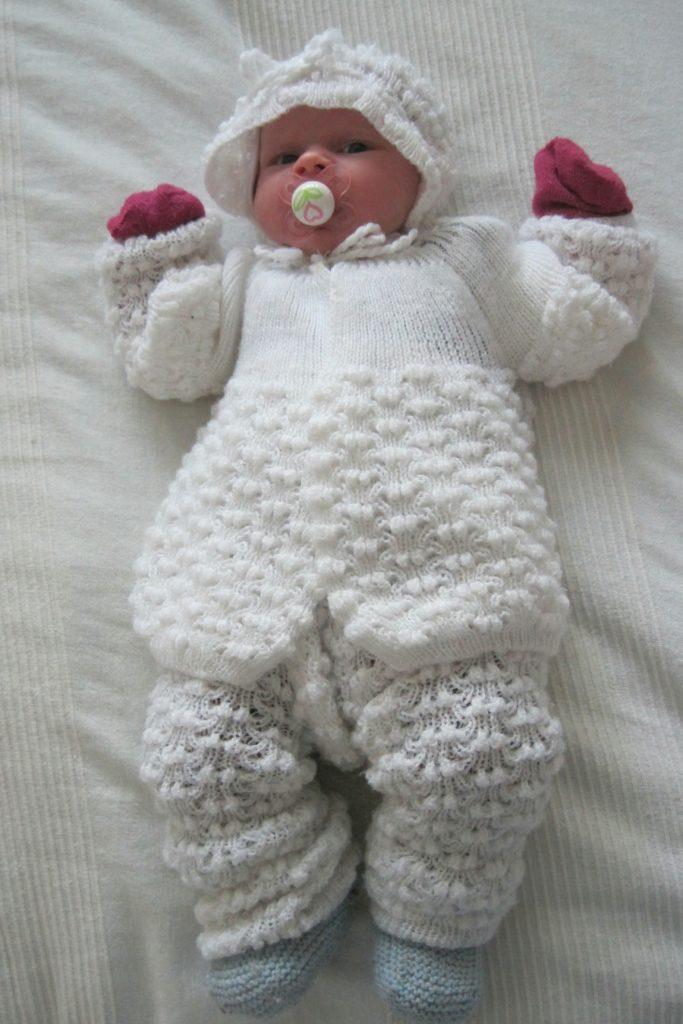 Kiltti vauva