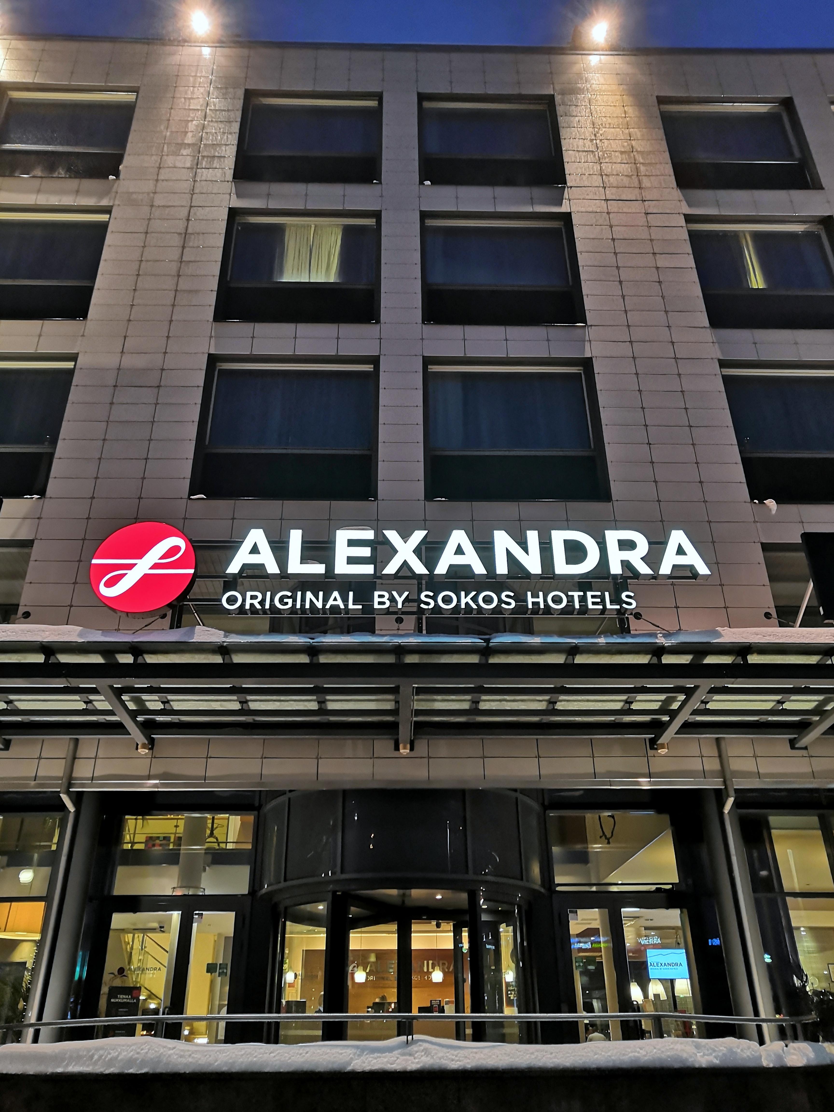 Original Alexandra