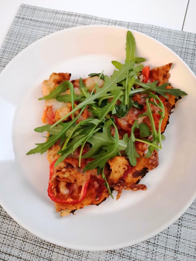 gluteeniton pizza