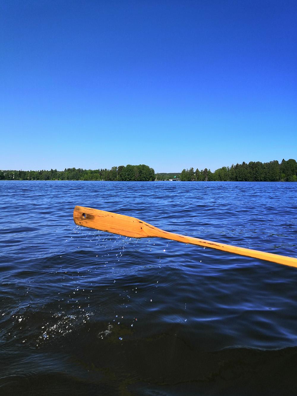 soutuveneen vuokraus Pirkkala