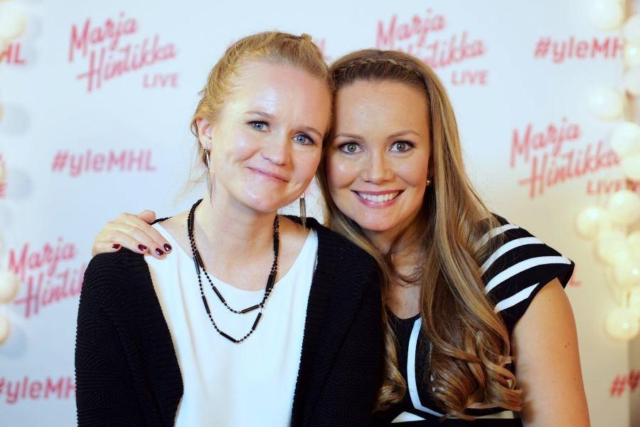 Marja Hintikka, blogiyhteistyö, Yle