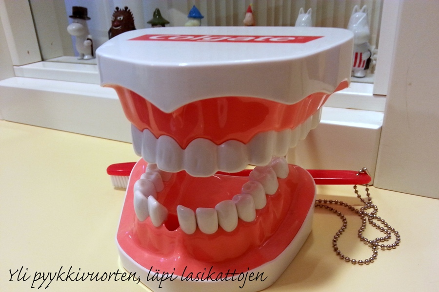 hampaat, hammaslääkäri, suun terveys, reikiintyminen