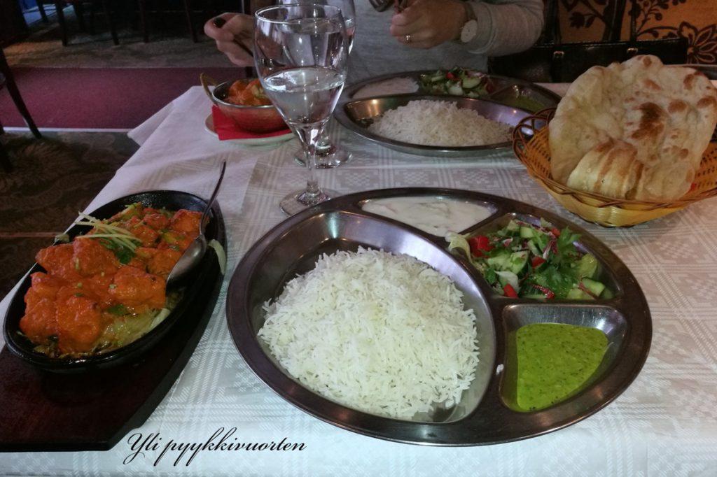Nepalilainen ravintola helsingissä