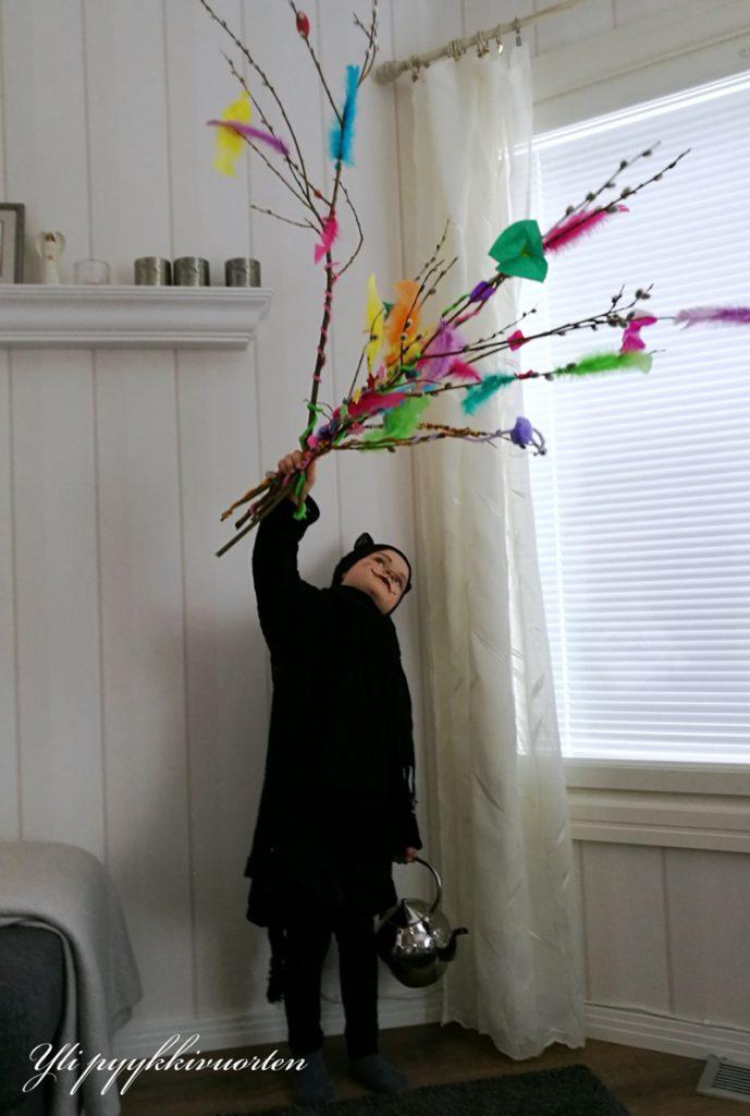 palmusunnuntai, pääsiäinen