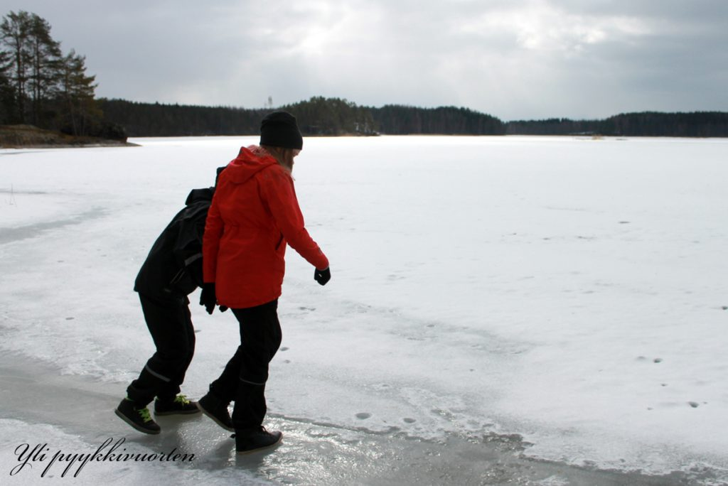 jää, talvi