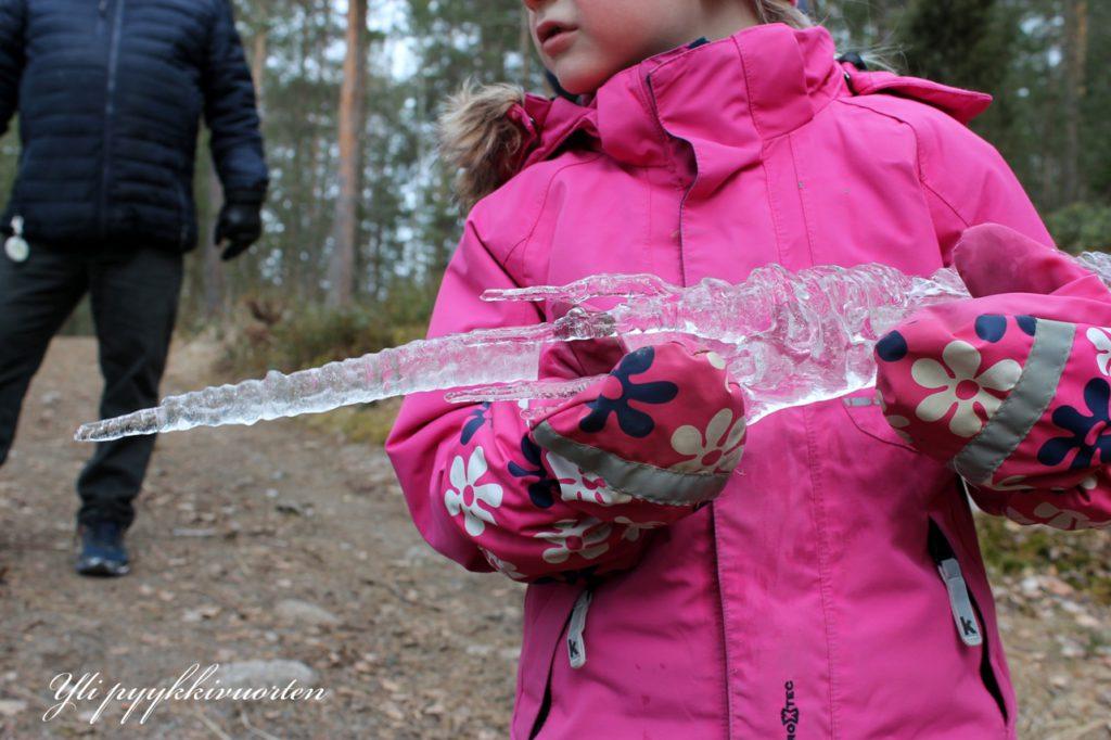 jääpuikko, Savonlinna