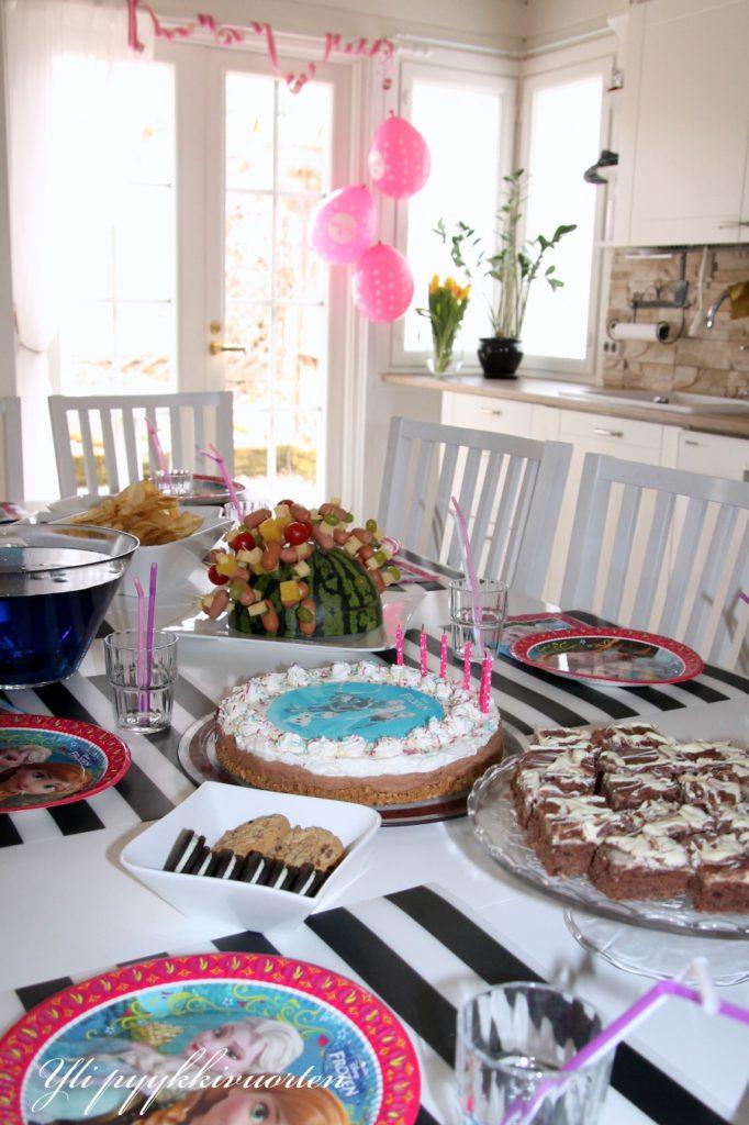 gluteeniton, lastenjuhlat