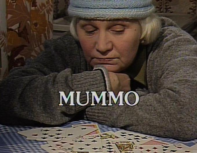 tv-sarja Mummo