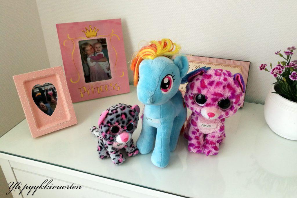pehmolelu, my little pony