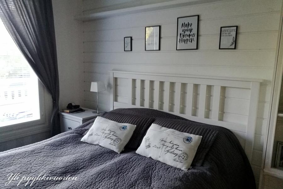 äitiblogi, makuuhuone