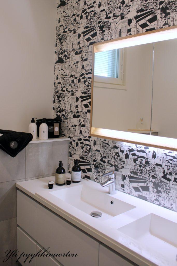 vessa, kylpyhuone