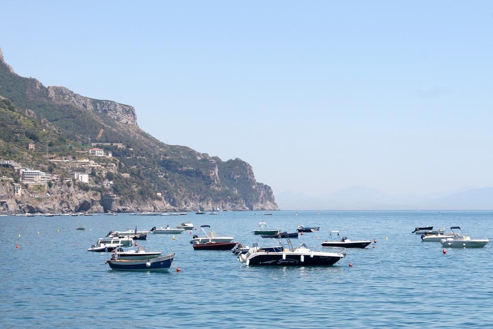 Amalfin rannikko, Maiori, Italia