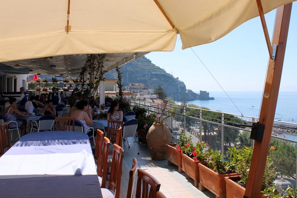 matkailu, Italia, Amalfin rannikko