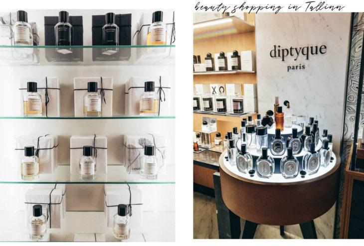 Tallinna shoppailu